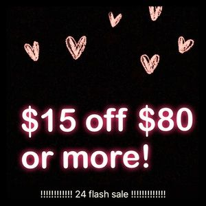 Other - !!!!!!!!!!!!!FLASH SALE!!!!!!!!!!